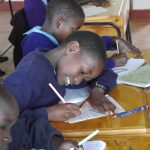 Mädcheninternat in Kibuk, Kenia