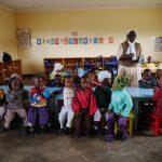 Padre Pio Preschool in Arusha, Tansania