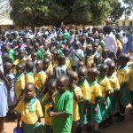 Schulzentrum in Gulu, Uganda